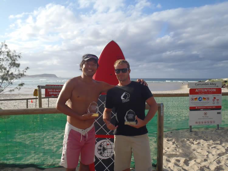 オーストラリアロングボードオープン2012